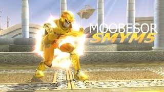 My 5th Combo Video With Captain Falcon