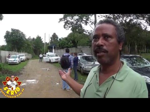 Paulo Silva x Transposição do Rio Juquiá para a Represa do Guarapiranga