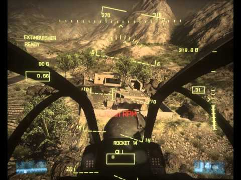 Battlefield 3 - серия 4 (Бравые вертолетчики)