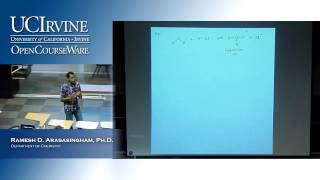 General Chemistry 1C. Lecture 2. Chemical Equilibrium Pt. 2.