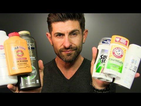 BEST Cheap Drugstore Ball Powders & Deodorants! (STOP Swamp Ass & Stinky Nuts)