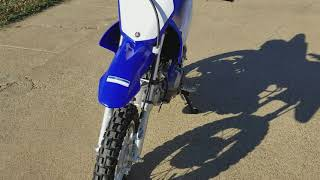 4. 2018 Yamaha TT-R50