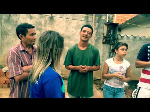 TESTEMUNHO - NOVO FLUIR PIRAPORA DO BOM JESUS