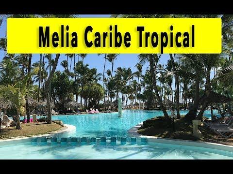 Melia Caribe Tropical 2018 punta cana hotel