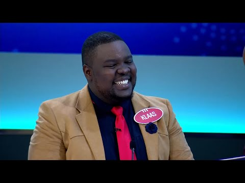 Every Slay Queen needs a Blesser??? What are THOSE????   Family Feud South Africa