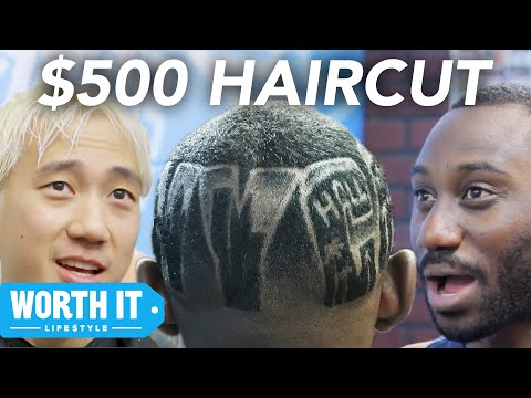 $15 Haircut Vs. $500 Haircut