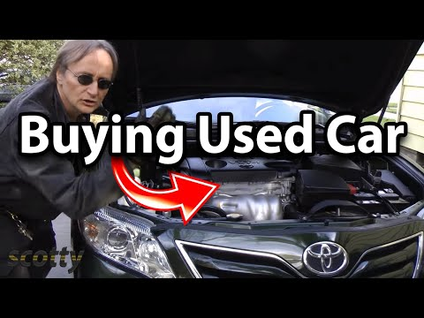 How to Check Used Car Before Buying - DIY Inspection | Car Repair