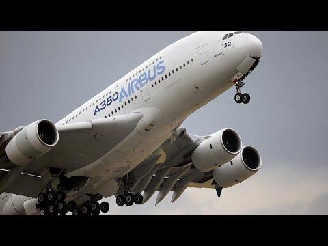 Airbus zahlt Milliardenstrafe, kommt trotz Rekordjahr ...