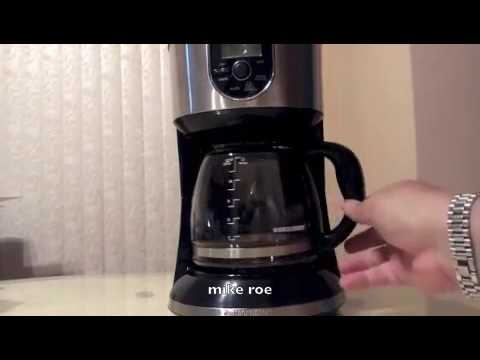 Black&Decker Fast Brew in 2 Minutes Coffee Maker Review