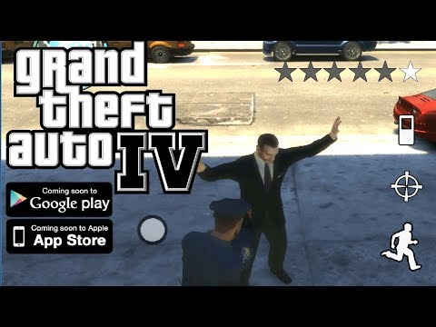 GTA 4 Mobile - Gameplay Video #3 Android iOS