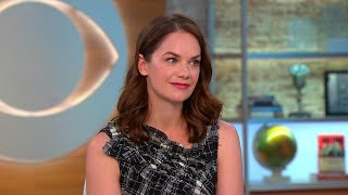 Ruth Wilson talks