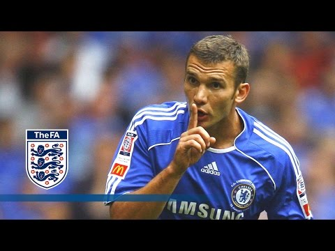 5 best Community Shield debut goals (Shevchenko, Van Nistelrooy, Silva) | Top 5