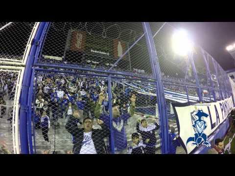 Video - HINCHADA 4K | Velez 2 Vs Boca 0 | Torneo 2015 | Fecha 14 - La Pandilla de Liniers - Vélez Sarsfield - Argentina
