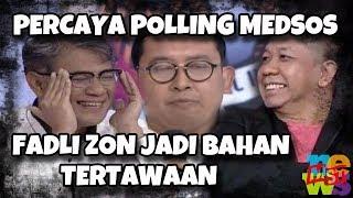 Video Keb (odo) han Fadli Zon Ditertawakan Budiman Sudjatmiko Dan Pengamat Politik! MP3, 3GP, MP4, WEBM, AVI, FLV Mei 2019