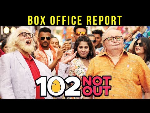 102 Not Out | Box Office Report | Amitabh Bachchan