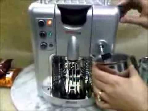 "Espresso Capsule Machine ""Quadra"" by ESPRESSOcap.ca"