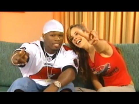 Eglantina Zingg entrevista a 50 Cent en L'Gueveo