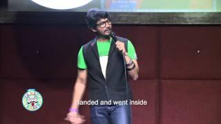 Karthik Kumar - evam Standup Tamasha - Health Faucets!
