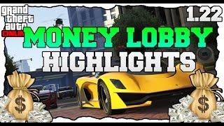 GTA 5 ONLINE MONEY LOBBY [ALLE AUSSCHNITTE] [WIE WAR ES???] [DEUTSCH]