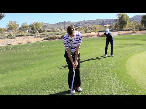 Golf Chipping Tip that Rhymes!