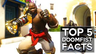 Peace is just a state of complacency..  Here, I list my Top 5 Doomfist Facts in Overwatch,  A lot of this deals with the character's lore and background.  Very soon we'll be able to get gameplay for him, and obviously his new skins and emotes.  This is currently the new hero, but it's always exciting to see if there's a new map, or maps, or new event.  And I wonder if he'll have his own weird theory in the future.Given Doomfist's fast action, melee combat style, I think playing him will yield a lot of wtf moments, or just funny scenarios.  It's always fun to look up the best plays, or best moments of a hero.  I'll be interested in looking up tips and tricks for him.  Or watching out for nerfs and buffs, and maybe other little secrets.Please like, comment, and subscribe, and if you want to talk, my other social media is below : )https://www.instagram.com/graenolfhttps://www.twitter.com/graenolf