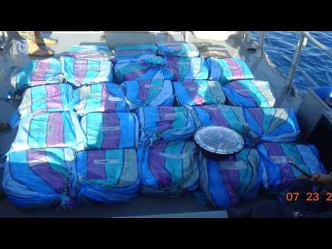 Mexico confiscates nearly 800 kilos of cocaine