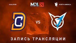 Digital Chaos vs VGJ Storm, MDL NA, game 2 [Maelstorm, 4ce]