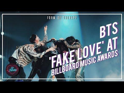 [4K] BTS 'FAKE LOVE' - 2018 Billboard Music Awards