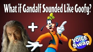 The first video in my new series Voice Swap, where I take a character and swap their voice with another character's voice for hilarious results! Enjoy! SUBSC...