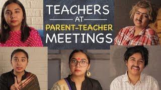 Video Teachers At Parent Teacher Meetings | MostlySane MP3, 3GP, MP4, WEBM, AVI, FLV Januari 2019