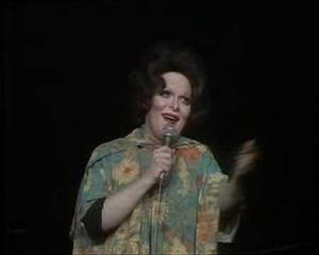 Craig Russell as Anita Bryant Amsterdam 1980