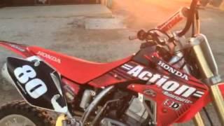 6. 2009 Honda CRF150R #201892