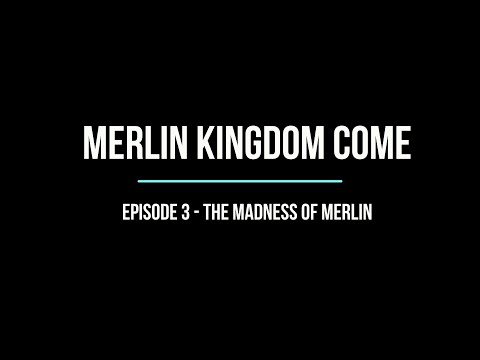 Merlin S6 Kingdom Come EP3 The Madness of Merlin (Audiobook Version)
