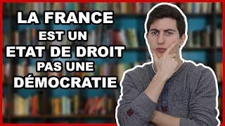 Video LA FRANCE EST UN ÉTAT DE DROIT, PAS UNE DÉMOCRATIE ! MP3, 3GP, MP4, WEBM, AVI, FLV Juni 2017