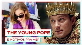 Vem comigo saber 5 motivos pra ver essa série maravilhosa com o Jude Law, The Young Pope! S2 Fox Premium: https://foxplay.com/br/premium Vlog Vaticano: https...