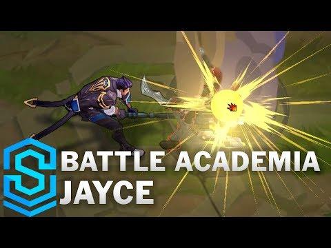 Jayce Học Viện Không Gian - Battle Academia Jayce