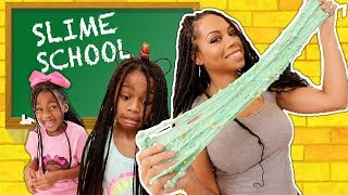 Video Slime School Homework FAIL !!! New Toy School MP3, 3GP, MP4, WEBM, AVI, FLV Januari 2019