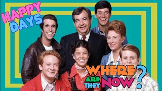 Video Whatever happened to the cast of Happy Days MP3, 3GP, MP4, WEBM, AVI, FLV Oktober 2018