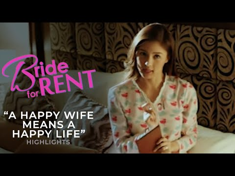 """A happy wife means a happy life."" 