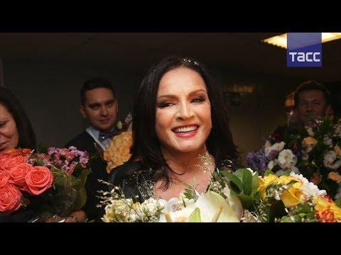София Ротару празднует 70-летие (видео)
