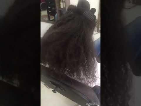 Definição de cachos (Priscila Hairdresser)