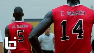 Thon & Matur Maker Holiday Mixtape: Twin Towers of HS Basketball