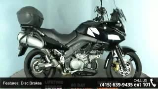9. 2012 Suzuki Vstrom 1000 DL1000 Adventure  - SF Moto - San...