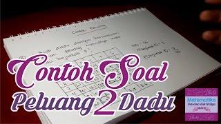 Video Peluang Part5 : Peluang Pelemparan Dua Dadu MP3, 3GP, MP4, WEBM, AVI, FLV November 2017