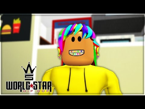 """6IX9INE """"Billy"""" (RWSHH Exclusive - Official ROBLOX Music Video)"""