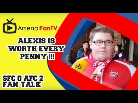 every - Alexis Is Worth Every Penny !!! Sunderland 0 Arsenal 2 AFTV APP: IPHONE : http://goo.gl/1TNrv0 AFTV APP: ANDROID: http://goo.gl/uV0jFB AFTV ONLINE SHOP : http://tiny.cc/el3rrw AFTV WEBSITE:...