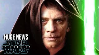 Star Wars Episode 9 Mark Hamill HUGE News Revealed (Star Wars News)
