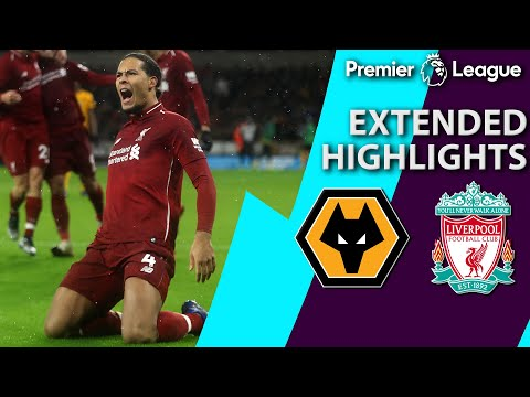 Wolves V. Liverpool | PREMIER LEAGUE EXTENDED HIGHLIGHTS | 12/21/18 | NBC Sports