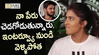 Video Samyuktha Hegde Angry on Nikhil for Blaming her : Exclusive - Filmyfocus.com MP3, 3GP, MP4, WEBM, AVI, FLV Maret 2018
