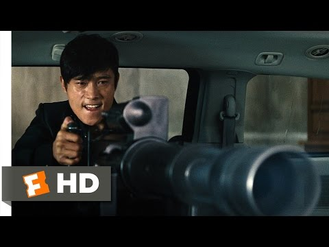 Red 2 (5/10) Movie CLIP - Han Attacks (2013) HD